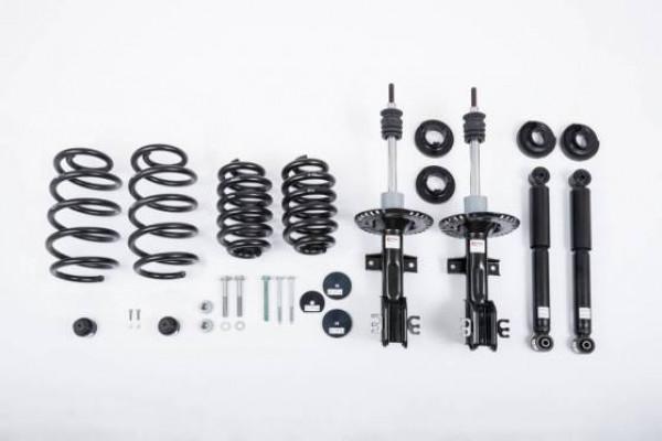 Kit con amortiguadores Monroe - Suspension comfortable