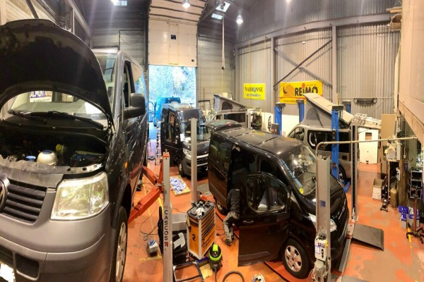 Por qué montamos BOOSTER DE CARGA en las segundas baterías de vehículos EURO 6?