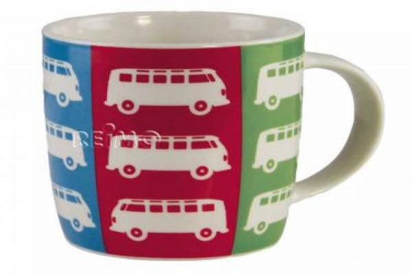 Tasse collection VW colors