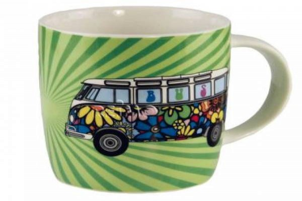 Tasse collection VW flowers