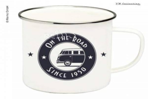 Tasse collection VW on the road
