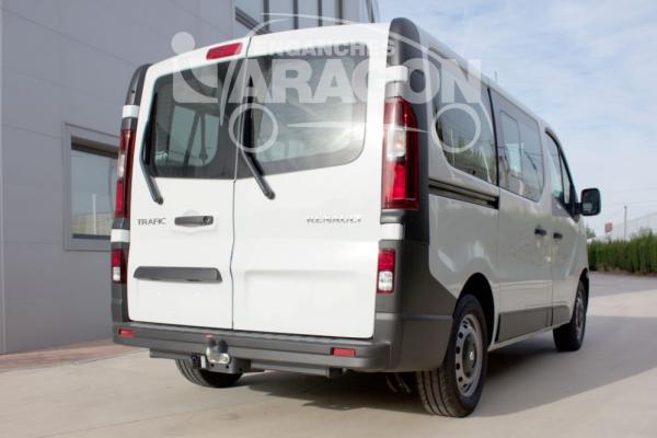 Enganche Renault Trafic / Vivaro desde 2014