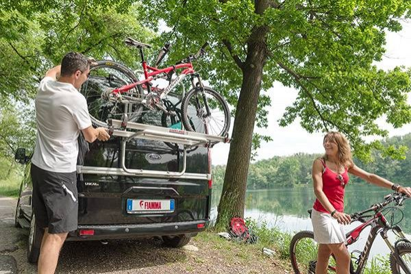 Fiamma Carry Bike Ford Transit / Tourneo Custom