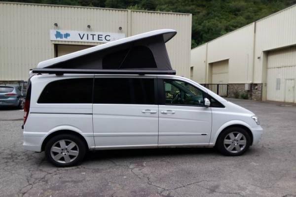 Techo elevable REIMO Viano Vito 639 corta