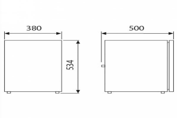 Nevera DOMETIC Coolmatic CRX50