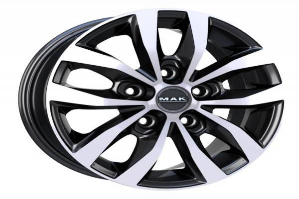 Llanta MAK LOAD ICE 5 5X120 16X6.50 ET50 65.1