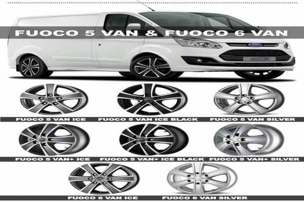 Llantes específiques furgoneta