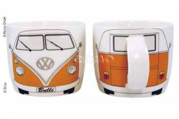 VW Collection Tassa ceràmica T1 cabina Taronja