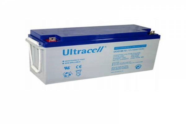 Bateria AGM Ultracell 120Ah