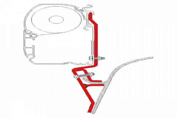 Adaptador FIAMMA F45 T3