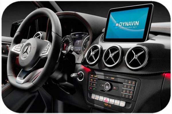 DYNAVIN NTG 5.0 / 5.1 Mercedes Benz Clase V 447