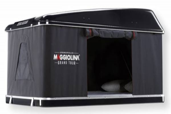 MAGGIOLINA GRAND TOUR BLACK STORM Medium