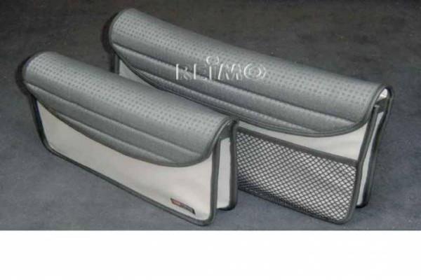 Bolsillero CARBEST con malla para panel lateral