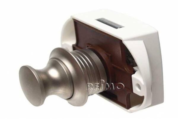 Cierre Push Lock (Disponible en varios colores)