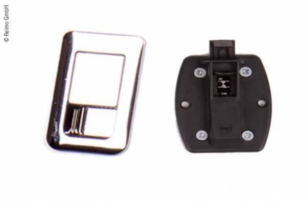 Cierre rectangular (Disponible en varios colores)