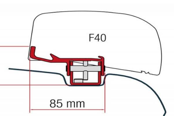 Adaptadors FIAMMA F40 van