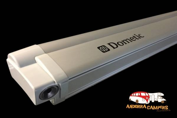 Toldo DOMETIC PW1000 Plata 2.60m