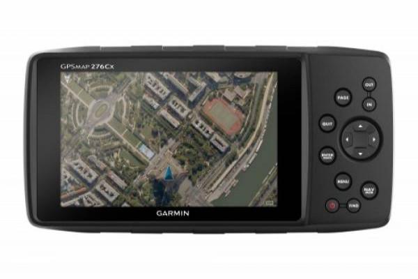 Navegador todoterreno GARMIN GPSMAP 276 CX