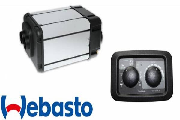 Calefacción Webasto DUAL TOP EVO 6