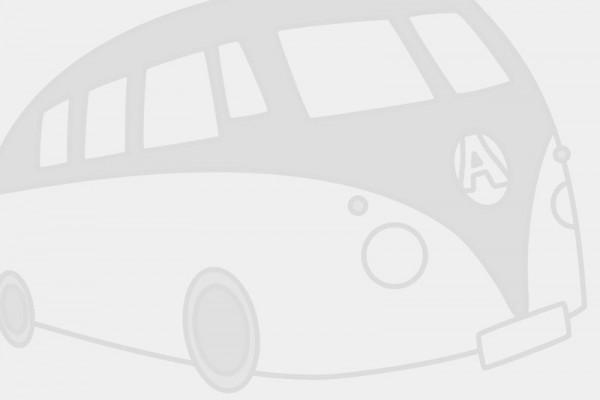 Barras acero NORDRIVE con llave Transit Custom