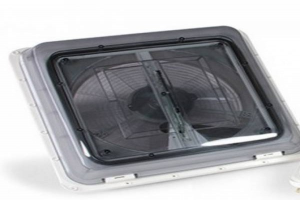 Lanterneau FIAMMA Turbo Vent 160CT Crystal
