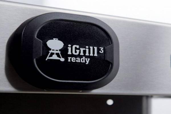 Barbacoa WEBER Genesis II E-310 GBS Black