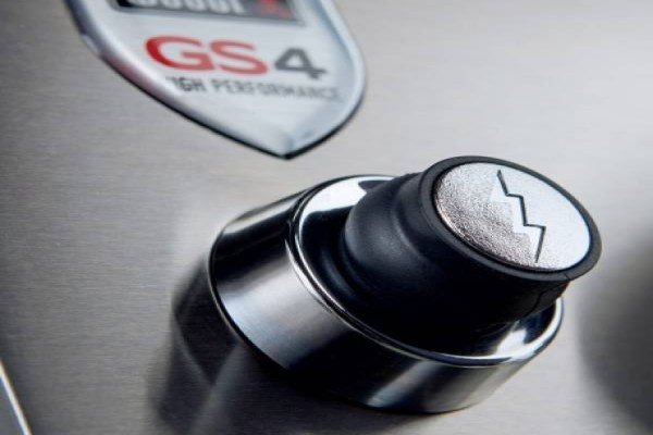 Barbacoa WEBER Genesis II E-410 GBS Black