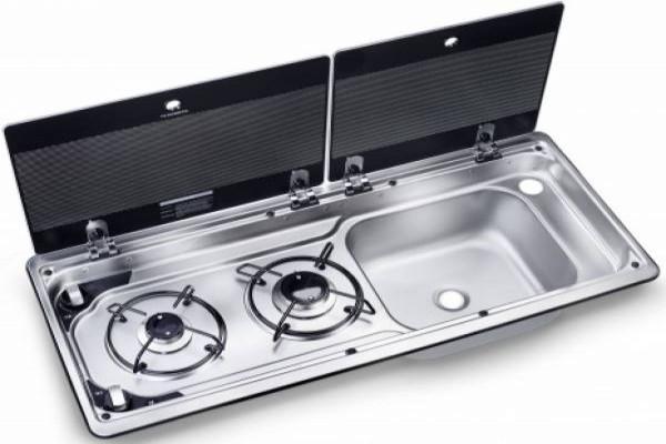 Cocina fregadero DOMETIC MO9722R