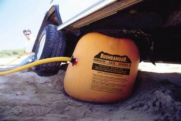 Gato hinchable BUSHRANGER 75cm 4000Kg