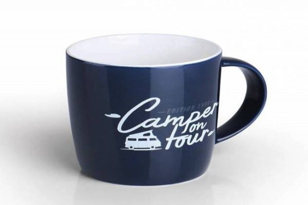 Taza HOLIDAY TRAVEL color azul