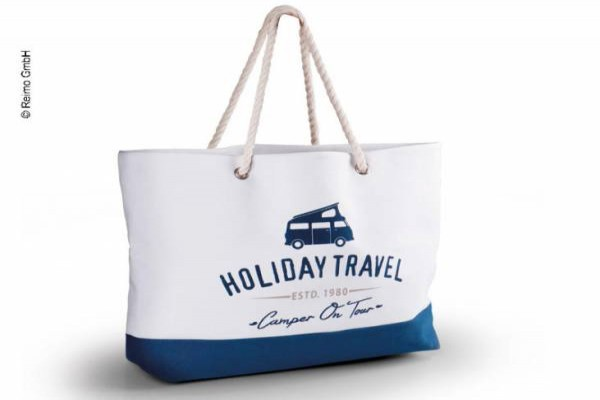 Bolsa de playa HOLIDAY TRAVEL 60x40x14cm