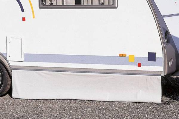 Faldón para caravanas y autocaravanas