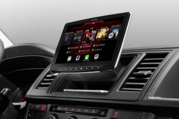 ALPINE iLX-F903D Volkswagen T5 T6 o cualquier vehiculo 1 DIN