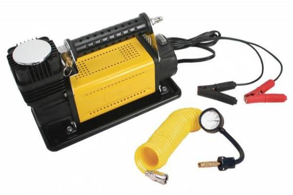 Compresor de aire T-MAX 12V 160Lpm, máx. 120PsI
