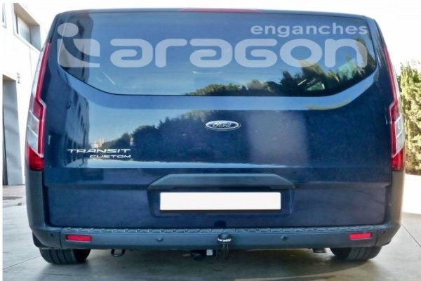 Enganche Ford Transit Custom