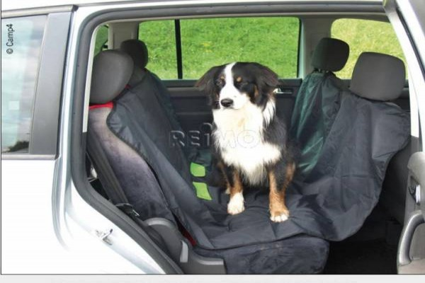 Manta protectora CAMP4 asiento para perros