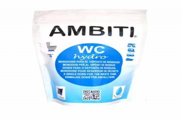 Pastillas AMBITI Hydro 15pcs
