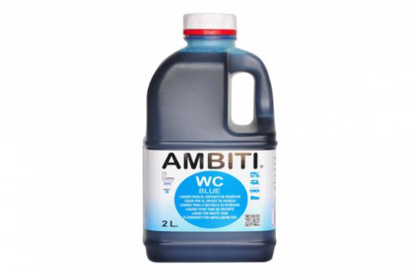 Líquido AMBITI BLUE 2litres