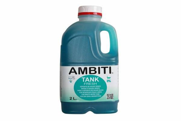 Líquido AMBITI TANK FRESH 2litres