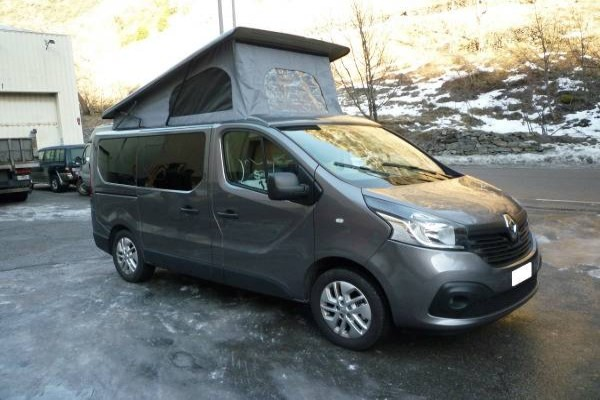 Toit relevable REIMO EASY FIT pour Renault Trafic 2015