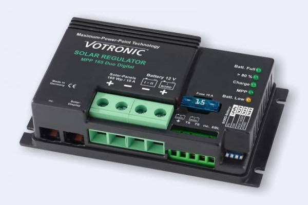 REGULADOR SOLAR VOTRONIC MPP DUO DIGITAL
