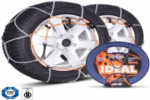 Cadenas Ideal ABS 9mm Turismo