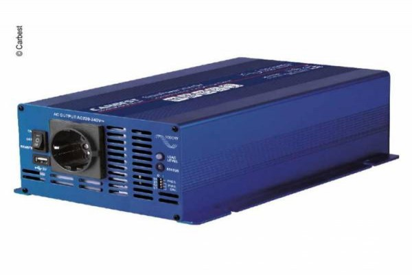 Inversor CARBEST PS1000U 12v 1000w