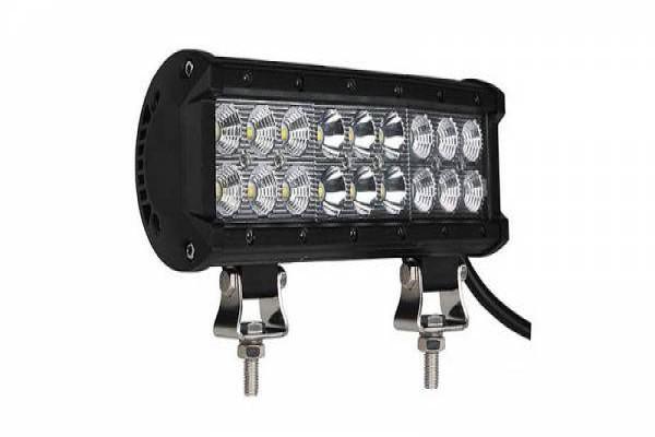 """Barra de llarg abast OSRAM 9""""de 18 LEDs 10-32V 3600lm"""