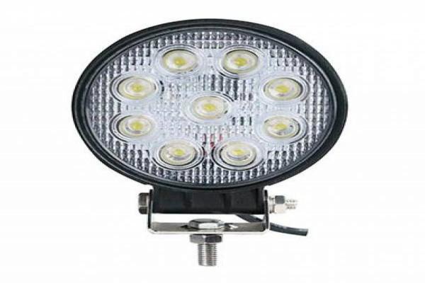 Llum de treball redonda de 9 LED 10V-30V 1700lm