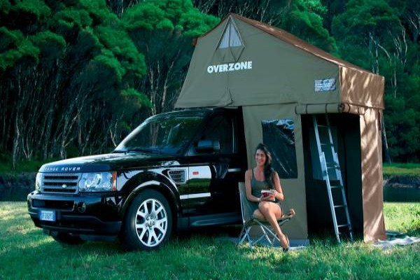 Changing Room Overzone 4x4