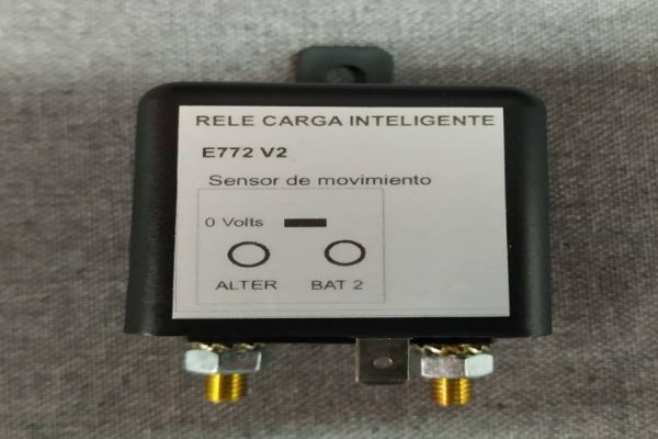 Relé Automático E-772 V2 (Euro 6)