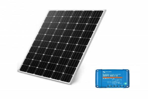 Kit Solar BLUNERGY monocristalino 120W