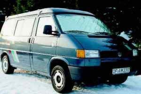 Isolant thermique pour Volkswagen T4. Grande porte arrière