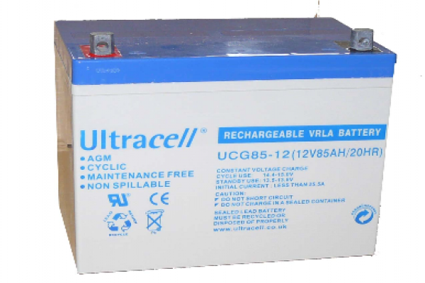 Batterie AGM UKTRACELL 85Ah